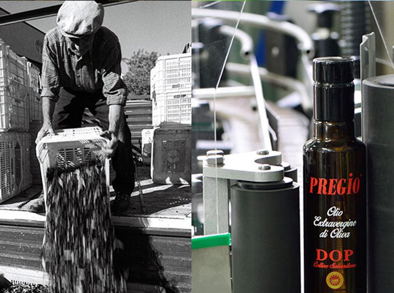 olio extra vergine d'oliva eboli