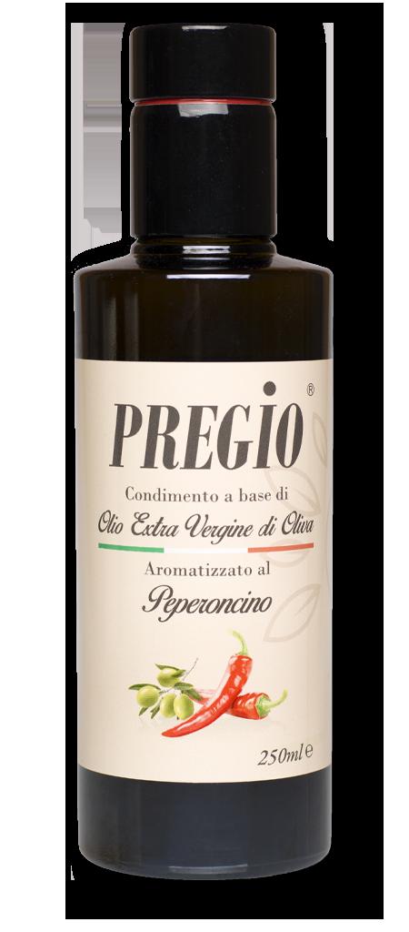 Pregio - Condimento Peperoncino - Ombra